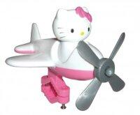 lenkerflieger hello kitty weiß/pink mit motiv