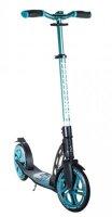 scooter six degrees aluminium ts blau/schwarz, 230mm...