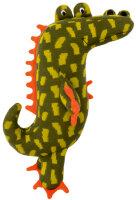 spiegelburg mittl.kuschel-stricktier krokodil, meine...