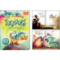 Buch Furzipups, der Knatterdrache