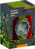 """spiegelburg armbanduhr """"t-rex"""" t-rex world"""