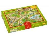 spiegelburg boxpuzzle im dinopark (72 teile)