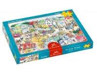 spiegelburg boxpuzzle in der stadt (72 teile)