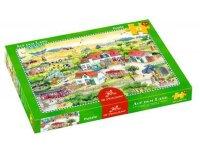 spiegelburg boxpuzzle auf dem land (72 teile)