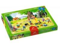 spiegelburg boxpuzzle schneewittchen und die sieben...