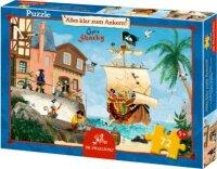 spiegelburg boxpuzzle alles klar zum ankern! captn sharky...
