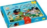spiegelburg boxpuzzle tiere im meer (72 teile)