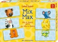 spiegelburg mix-max (spiel) die lieben sieben