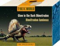 spiegelburg glow in the dark dimetrodon  t-rex world