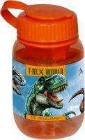 spiegelburg doppelanspitzer t-rex world (orange, mit kappe)