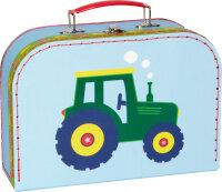 Spiegelburg Gr. Spielkoffer mit Sound Traktor (Wenn ich...