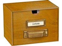 Spiegelburg Miniatur-Karteikartenbox BücherLiebe!