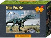 Spiegelburg Mini-Puzzles T-Rex World (54 Teile), sort.