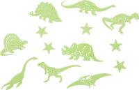 Spiegelburg Leuchtende Dinosaurier (Nachtleuchtend) T-Rex...