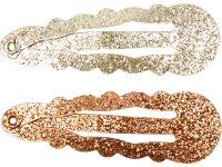 Spiegelburg Haarclip Gold + Kupfer beautiful Stars