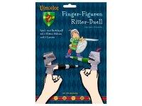 Spiegelburg Spiel- und Bastelspaß Finger-Figuren Ritter-Duell Vincelot