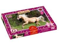 Spiegelburg Boxpuzzle Im Galopp Pferdefreunde (72 Teile)