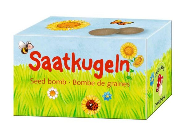 Spiegelburg Saatkugeln Garden Kids (2 St.)