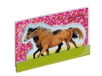 Spiegelburg Notizblock Pferdefreunde